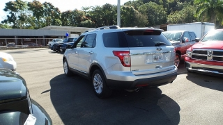 Ford Explorer Base Plateado 2011