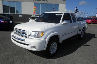 Toyota Tundra Sr5 Blanco 2003