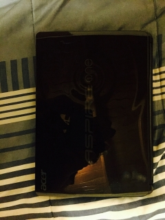 Notebook acer negra