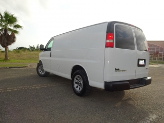 GMC SAVANA 2009 Blanco