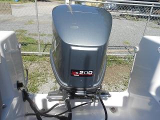 Yamaha Enduro 200 HP