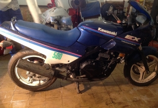Kawasaki EX500