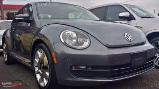 Volkswagen Beetle Turbo SE EUROJAPON