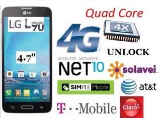 LG L90 4G! NUEVO 0 MILLAS Y DESBLOQUEADO