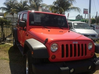 JEEP WRANGLER SPORT UNLIMITED 2013 JUAN COLLAZO 7873981189