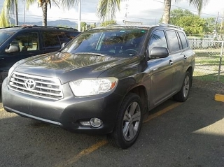 TOYOTA HIGHLANDER LIMITED 2008 JUAN COLLAZO 7873981189
