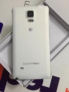 Samsung Note 4 At&t desbloqueado