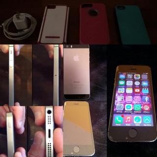 Iphone 5S de Claro
