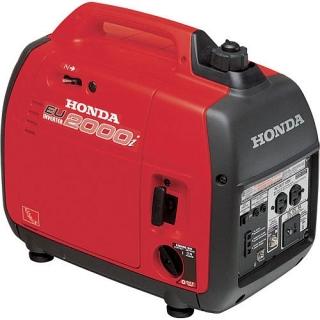 NUEVO generador Honda 2000i
