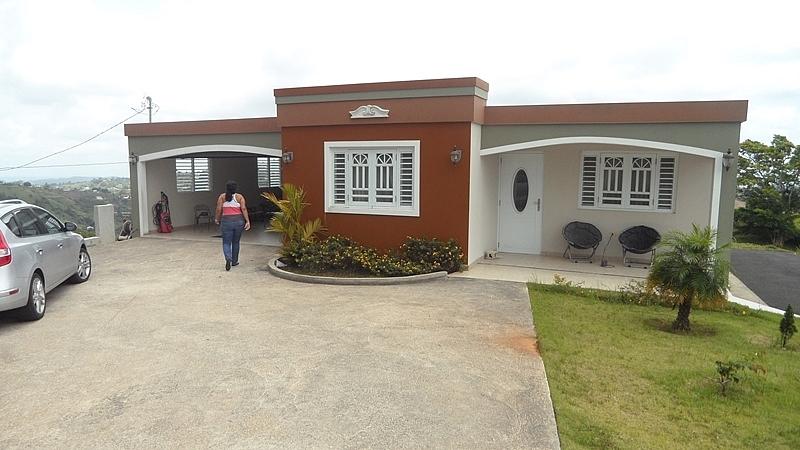 casa con terreno para compra venta en naranjito bienes