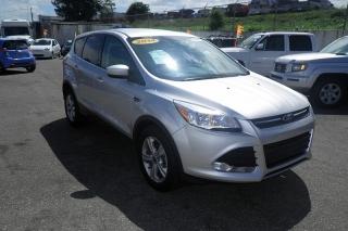 Ford Escape Se Plateado 2014