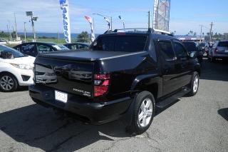 Honda Ridgeline Rtl Negro 2012