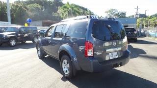 Nissan Pathfinder Le Azul 2005