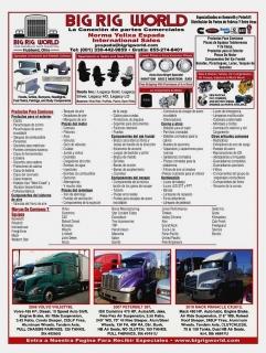 Camiones y piezas