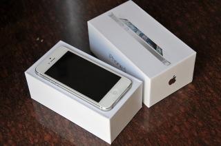 Iphone 5 practicamente nuevo!!!!!!