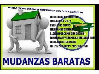 787-598-0344 Mudanzas, Recoger Enseres,Escombros
