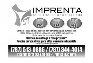 Imprenta Servicio Personalizado