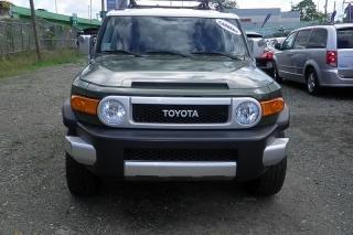 Toyota Fj Cruiser Sr Negro 2010