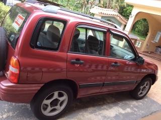 Suzuki Vitara 1999 Vino