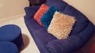 BELLO LOVE SEAT EN CUERO MICROFIBRA