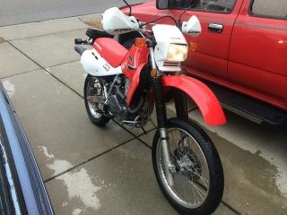 2009 XR650L
