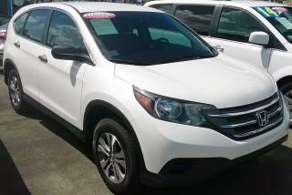 Honda CR-V LX 2013 Blanco