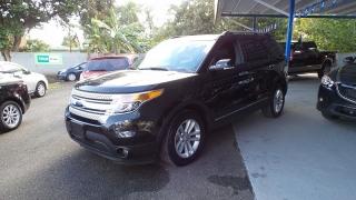 Ford Explorer Xlt Negro 2014