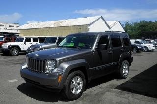 Jeep Liberty Sport Gris 2012