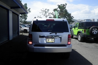 Jeep Liberty Limited Jet Plateado 2012
