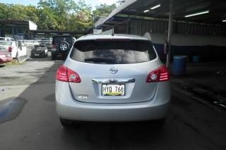 Nissan Rogue S Plateado 2012