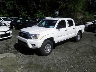 Toyota Tacoma Prerunner Blanco 2015