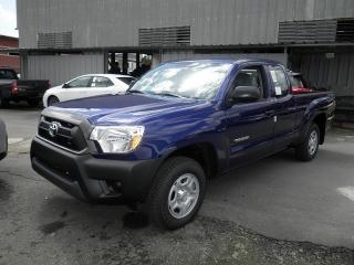 Toyota Tacoma Base Azul 2015