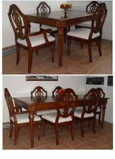 Comedor 6 sillas de  Kopper
