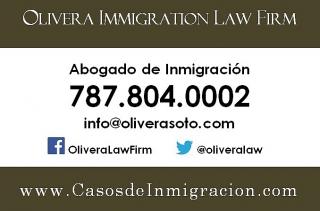 Abogado de Inmigracion-Olivera Immigration Law Firm