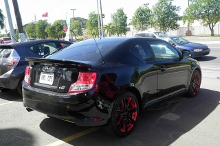Scion Tc Negro 2012