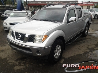NISSAN FRONTIER V6 4X4 2005 EUROJAPON