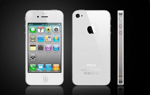 IPHONE 4s White de Att bien cuidado like new!