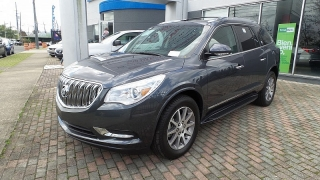 Buick Enclave Leather Azul 2014
