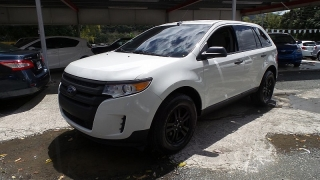 Ford Edge Se Blanco 2011