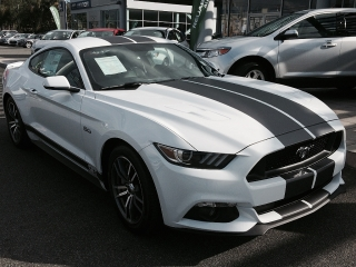 **FORD MUSTANG GT 2015**