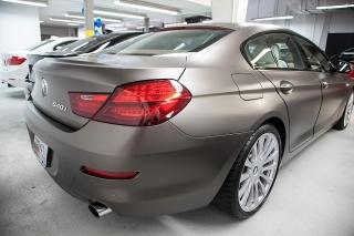 BMW 640i Gran Coupe 2013