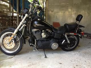 Harley dina stret bob 2007 se vendé o se cambia