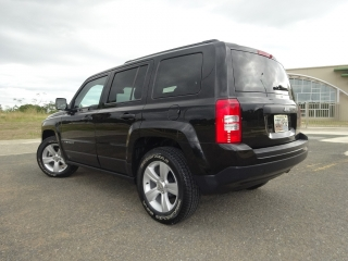 Jeep PATRIOT 2014 Negro