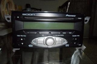 radio scion xa 2006