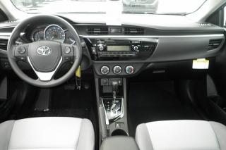 Toyota Corolla L Gris Oscuro 2015