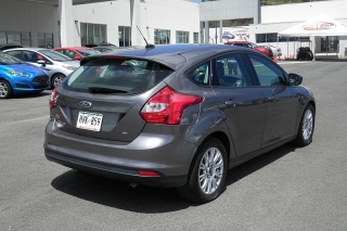 Ford Focus Se Gris Oscuro 2012