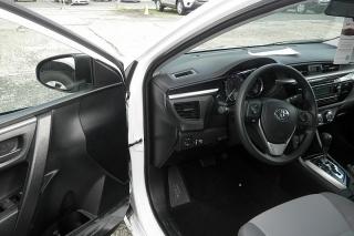 Toyota Corolla L Blanco 2015