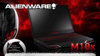Laptop Alienware M18X