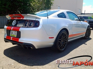 FORD MUSTANG SHELBY GT500 2013 EUROJAPON