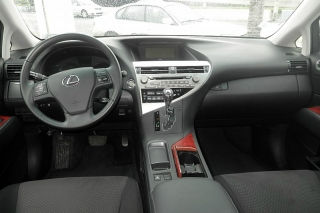 2011 LEXUS RX350